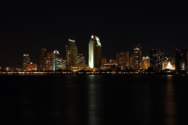 San Diego Photograph - San Diego by Steve Parr