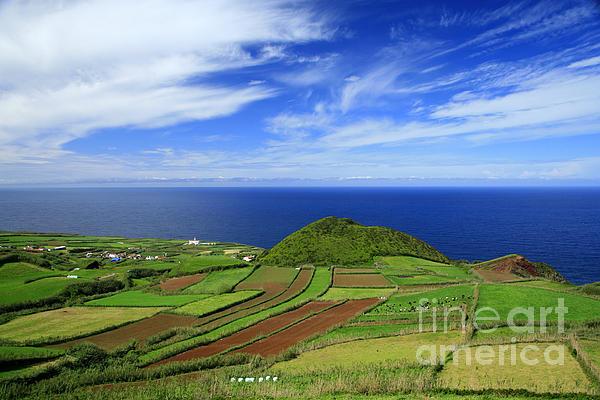 Landscape Photograph - Sao Miguel - Azores Islands by Gaspar Avila
