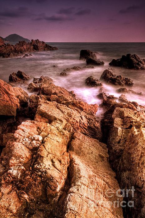 Asia Photograph - Seascape by Buchachon Petthanya