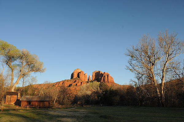 Sedona Photograph - Sedona 017 by Earl Bowser