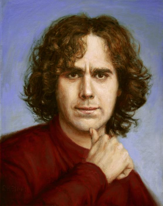 Ralf Heynen - Self Portrait