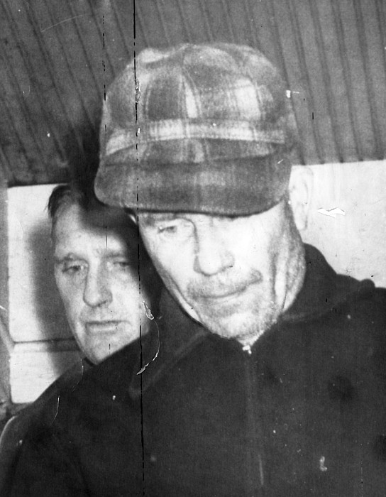 1950s Photograph - Serial Killer Ed Gein, Plainfeld by Everett