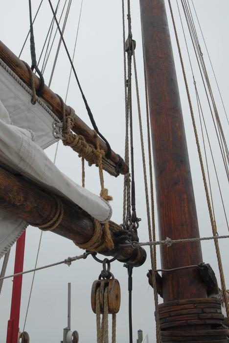 Sailing Ship Photograph - Ship 30 by Joyce StJames