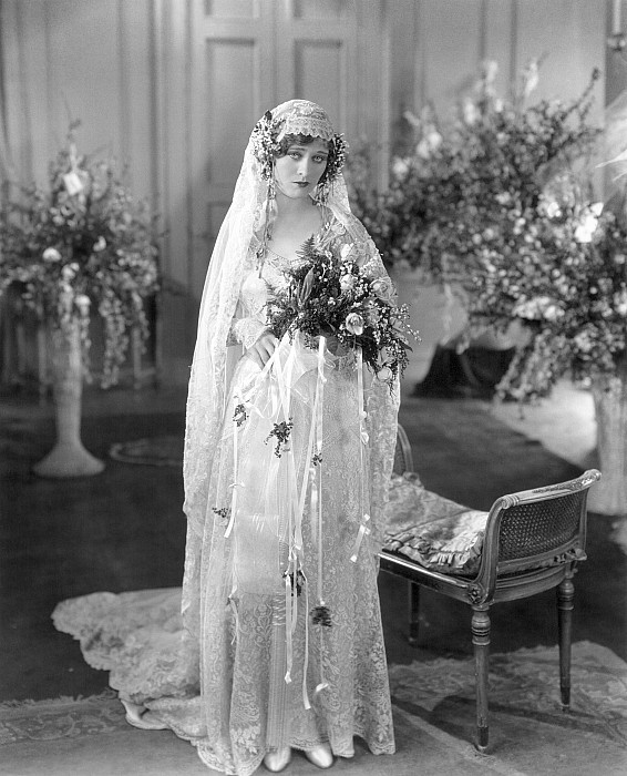 1929 Photograph - Silent Film: Wedding by Granger