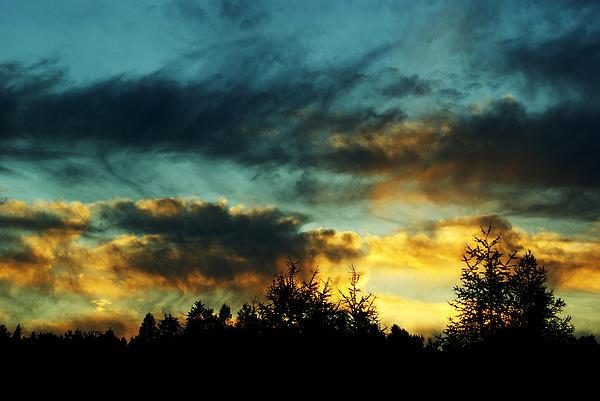 Sunset Photograph - Sky Attitude by Aimelle