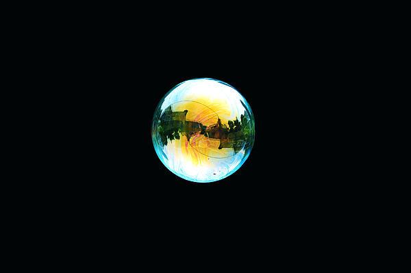 Bubble Photograph - Soap Bubble by Sumit Mehndiratta