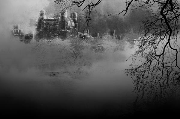 New York Photograph - Solitude In Central Park by Jeff Burgess