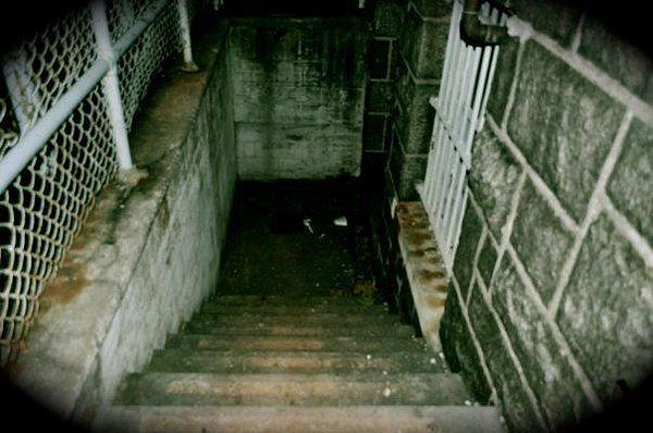 Dark Photograph - Stairway To...  by Brynn Ditsche