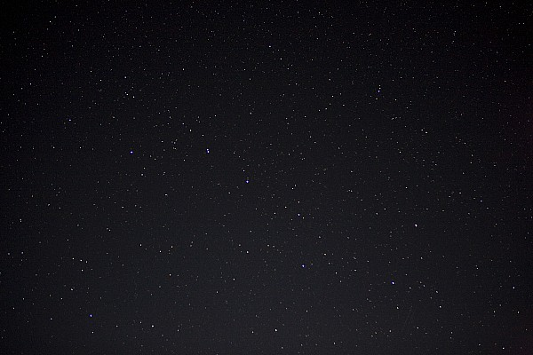 Hornby Island Photograph - Stars And The Big Dipper On A Clear by Taylor S. Kennedy