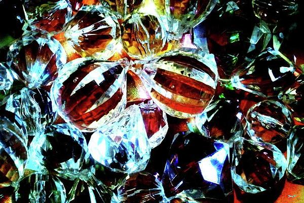 Precious Stones Digital Art - Stones2 by Rom Galicia