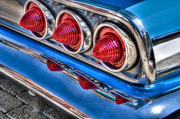 Chevrolet Photograph - Tentation by Miguel Diaz