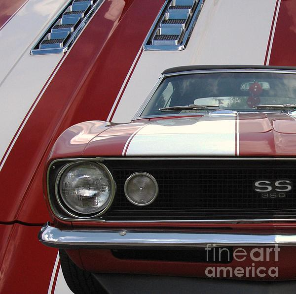 Cars Photograph - The Automobile 86 by J Marda Fisher