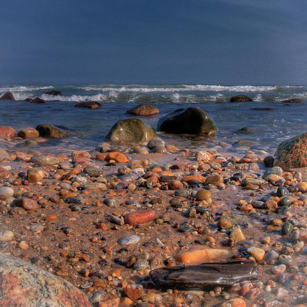 Beach Photograph - The Beach by David Hahn