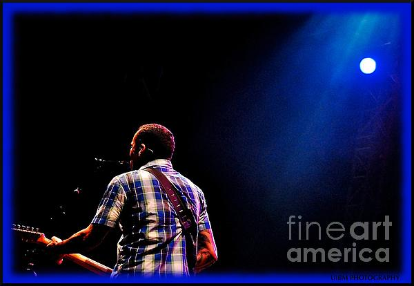 Ben Harper Photograph - The Blues by Matthew Heller
