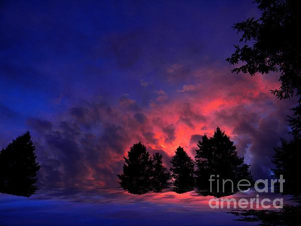 Elfriede Fulda - The Glow