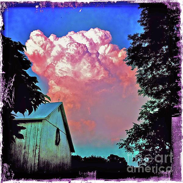 Sky Photograph - Thunderhead by Kevyn Bashore
