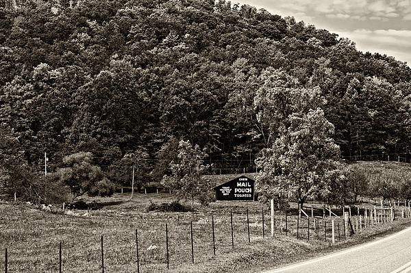 West Virginia Photograph - Treat Yourself Sepia by Steve Harrington