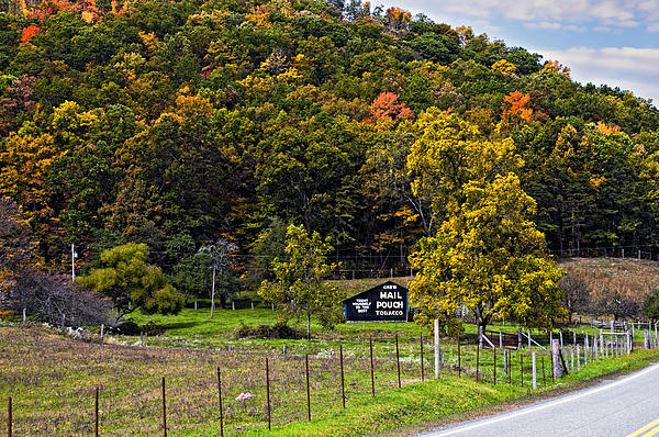 West Virginia Photograph - Treat Yourself by Steve Harrington