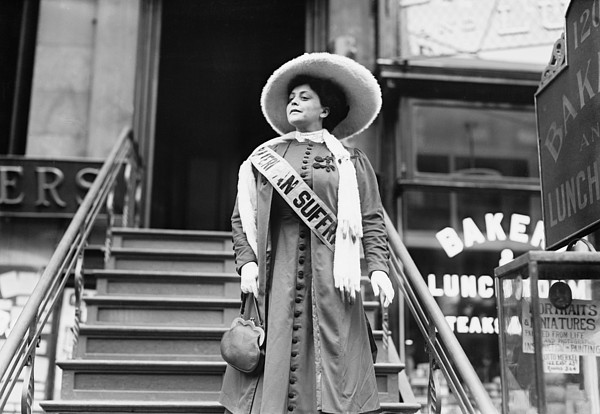 History Photograph - Trixie Friganza 1870 � 1955, Vaudeville by Everett