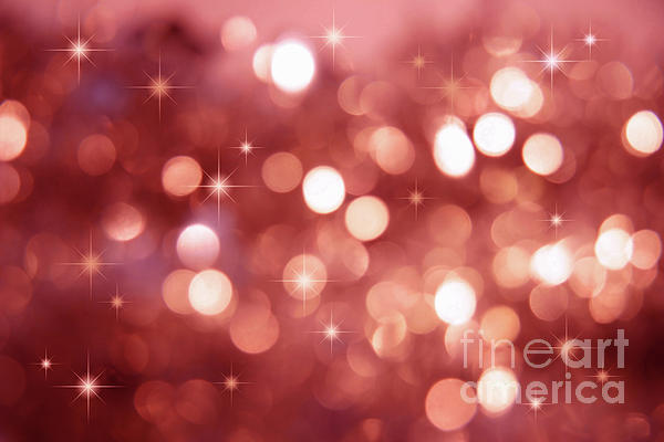 Abstract Photograph - Twinkle Little Stars by Sandra Cunningham
