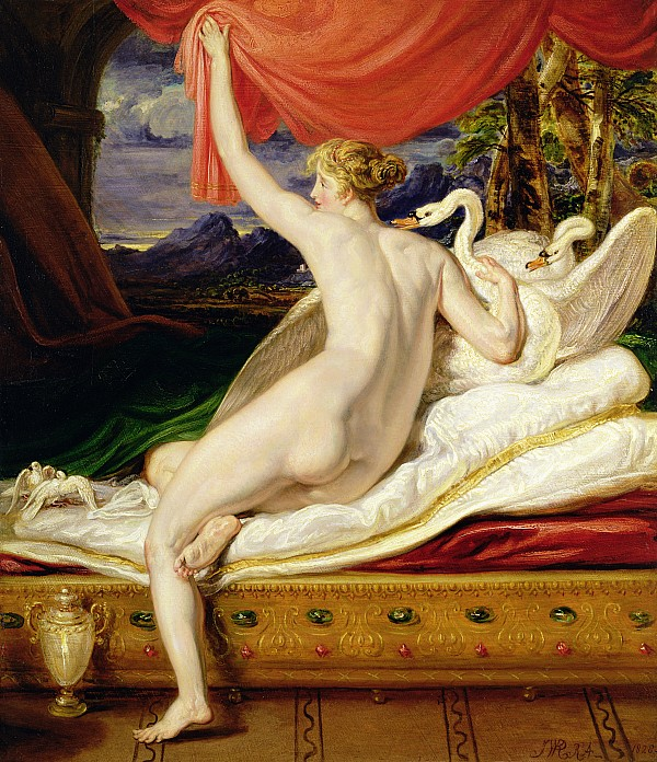 Venus Painting - Venus Rising From Her Couch by James Ward