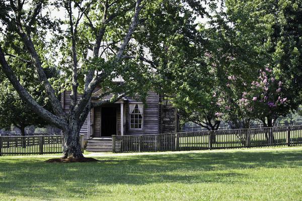 Appomattox Photograph - View Of Jones Law Offices Appomattox Virginia by Teresa Mucha