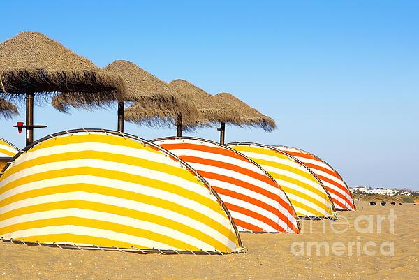 Algarve Photograph - Wind Shields by Carlos Caetano