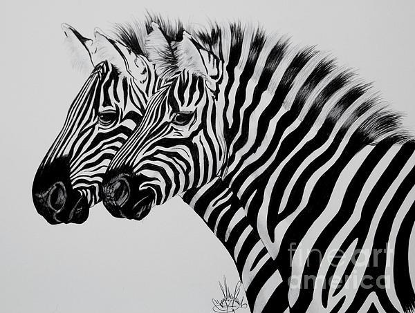 Cheryl Poland - Zebra Brothers