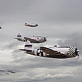 P47 Thunderbolt  Top Cover by Pat Speirs