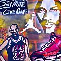 Truly Michael Jordan  by Tony B Conscious