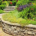 Beautiful Garden by Boon Mee