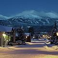 Breckenridge Colorado Morning by Michael J Bauer
