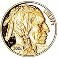 Buffalo Nickel by Fred Larucci