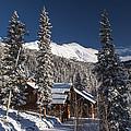 Colorado Mountain House by Michael J Bauer