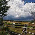 Colorado Ranch by Michael J Bauer
