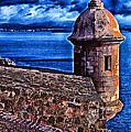 El Morro Fortress by Thomas R Fletcher
