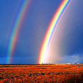 End Of The Rainbow by Ron Regalado