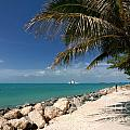 Fort Zachary Taylor Beach by Amy Cicconi