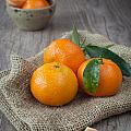 Fresh Tangerine by Sabino Parente