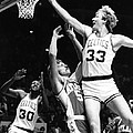 Larry Bird by Retro Images Archive