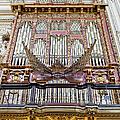 Organ In Cordoba Cathedral by Artur Bogacki