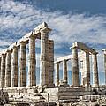 Poseidon's Temple by Gabriela Insuratelu