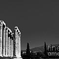 Temple Of Zeus by Gabriela Insuratelu