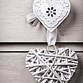 Vintage Hearts by Jane Rix
