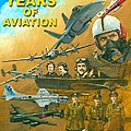 100 Years Of Aviation by Michael Swanson