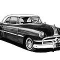 1951 Pontiac Hard Top by Jack Pumphrey