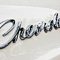 1966 Chevrolet Biscayne Emblem -0101c by Jill Reger
