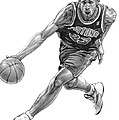 Grant Hill by Harry West