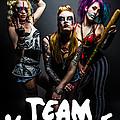 Team Violence by Kyle James-Patrick
