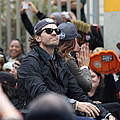 2012 San Francisco Giants World Series Champions Parade - Barry Zito - Img8206 by Wingsdomain Art and Photography